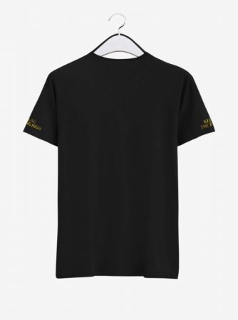 Chelsea Golden Crest Round Neck T shirt Back