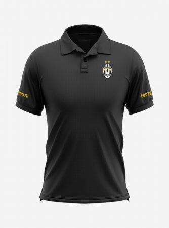 Juventus-Crest-Black-Polo-T-Shirt-Front