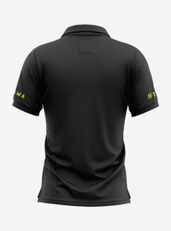 Liverpool-Crest-Black-Polo-T-Shirt-Back
