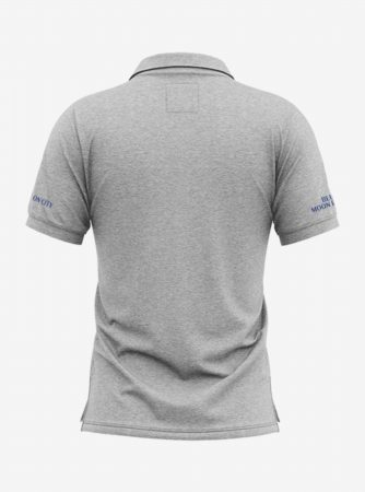 Manchester-City-Crest-Grey-Melange-Polo-T-Shirt-Back