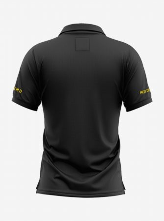 Manchester-United-Crest-Black-Polo-T-Shirt-Back