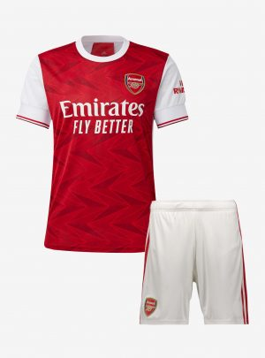 Arsenal-Home-Football-Jersey-And-Shorts-20-21-Season