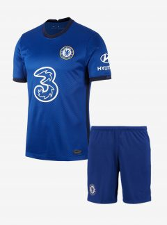 Chelsea-Home-Football-Jersey-And-Shorts-20-21-Season