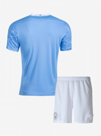Manchester-City-Home-Football-Jersey-And-Shorts-20-21-Season-Back