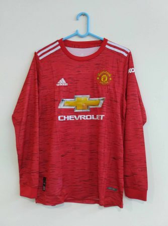 Manchester-United-Long-Sleeve-Home-Football-Jersey-AI