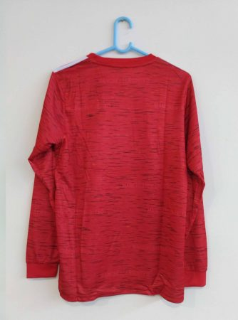 Manchester-United-Long-Sleeve-Home-Football-Jersey-AI-Back