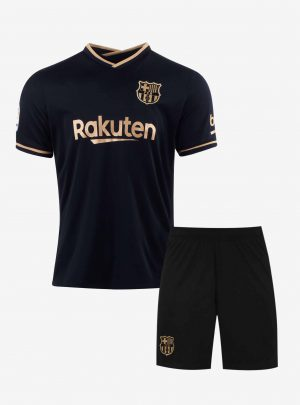 Barcelona-Away-Football-Jersey-And-Shorts-20-21-Season