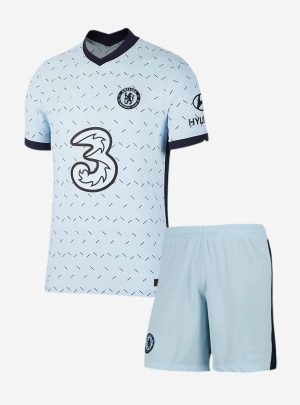 Chelsea-Away-Football-Jersey-And-Shorts-20-21-Season