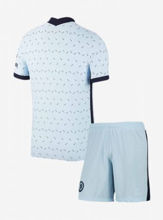 Chelsea-Away-Football-Jersey-And-Shorts-20-21-Season-Back
