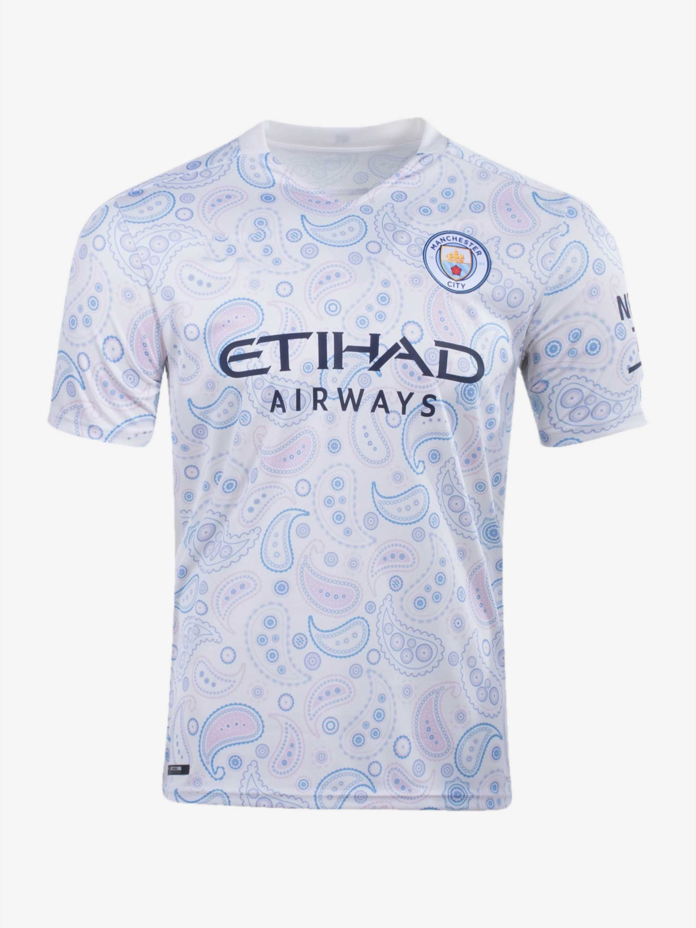 Manchester City Third Jersey 20 21 Season Buy Online In India.