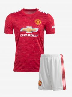Manchester-United-Home-Football-Jersey-And-Shorts-20-21-Season