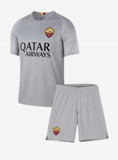 AS-Roma-Away-Football-Jersey-And-Shorts-18-19-Season