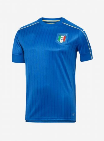 Italy 2016 Euro Home Jersey